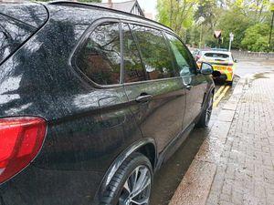 The seized vehicle. Photo: West Midlands Police