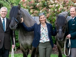 Andrew, Edward and Sophie take new roles at Royal Windsor Horse Show