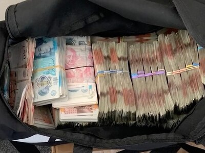 West Midlands police seize £7 million and 200kg of drugs in UK's 'biggest' operation on criminal 'Mr Bigs'