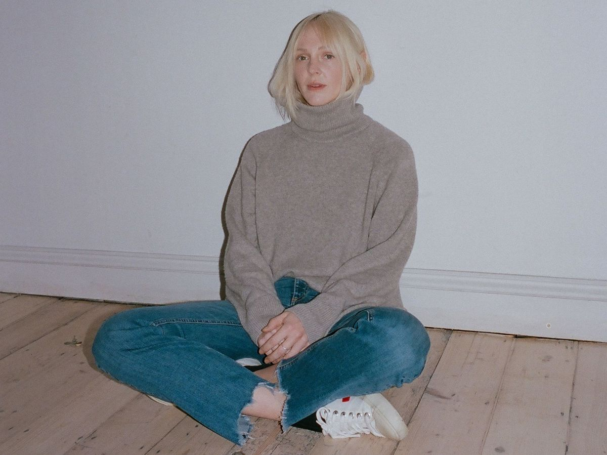 Laura Marling. Photo by: Justin Tyler