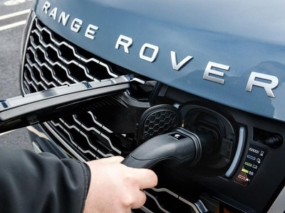 New hybrid Range Rover accounts for 20 per cent of orders already