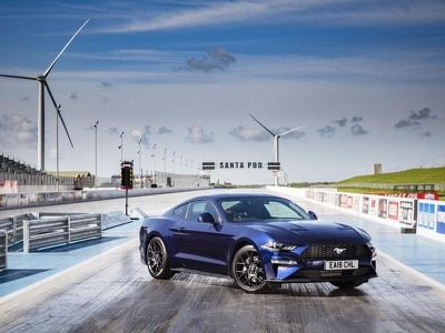 Ford Mustang receives extensive upgrades