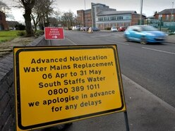 Hospital worker's concerns over water supply loss amid repairs in Bloxwich