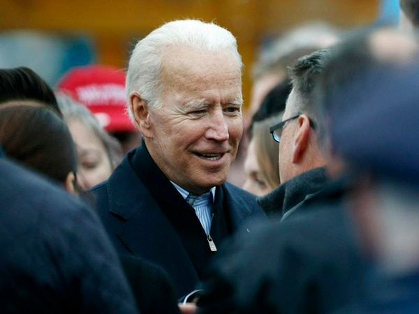 Joe Biden enters crowded race to challenge Donald Trump for keys to White House
