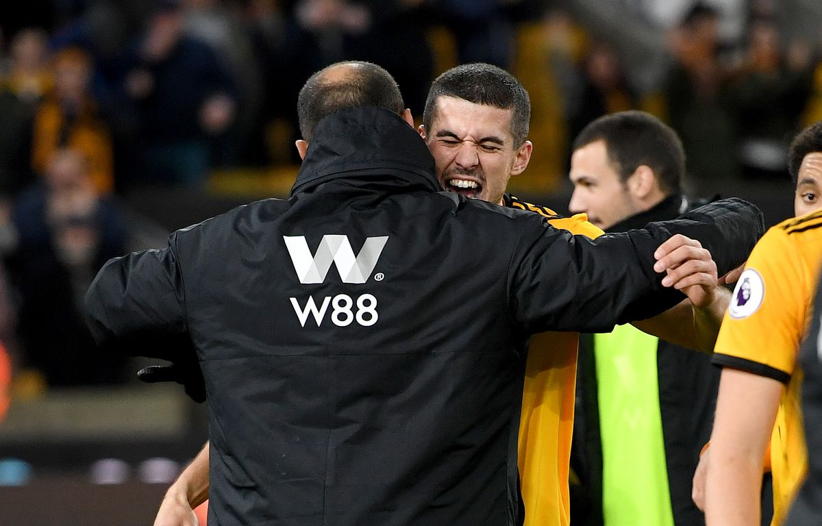 Nuno converted Coady to a centre-half and has made him skipper this season (© AMA SPORTS PHOTO AGENCY)