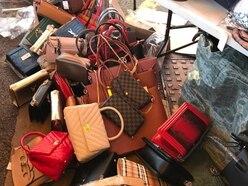 Prada and Armani among £100,000 of fake goods seized at Bescot Market
