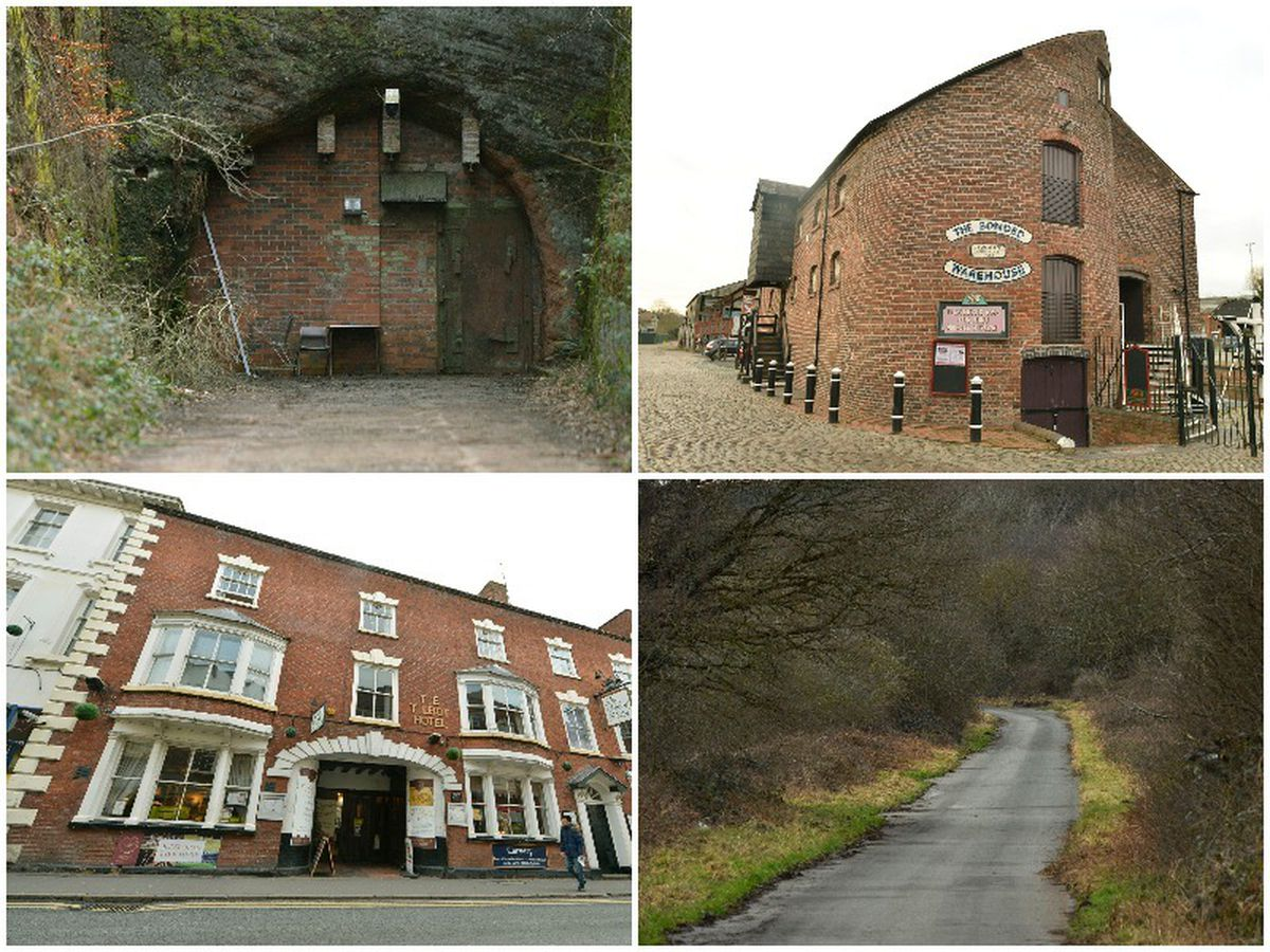 Find out ghostly tales about these places