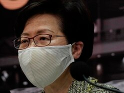 US imposes sanctions on Hong Kong leader Carrie Lam