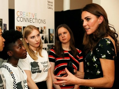 Duchess of Cambridge thinking of taking Prince George to art gallery