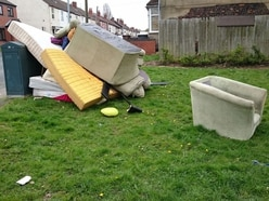 Spike in fly-tip and busking complaints in Wolverhampton