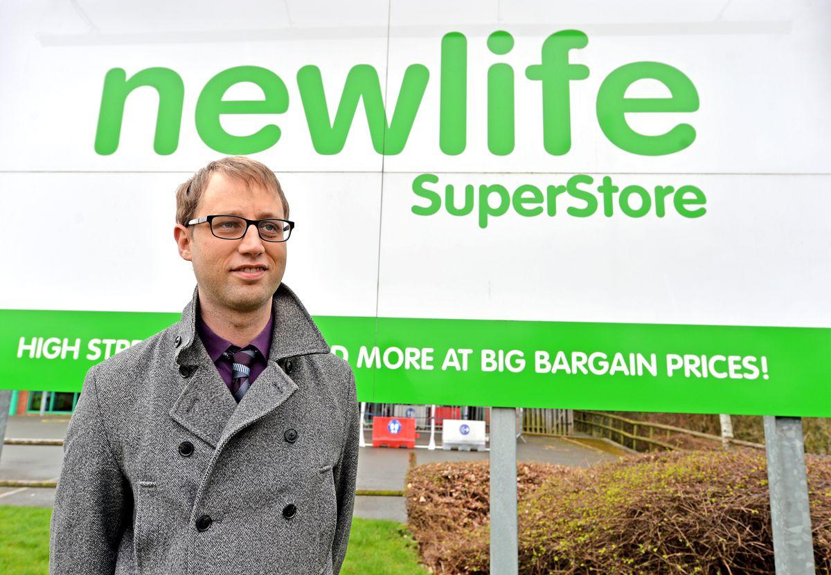 Stephen Morgan, Newlife's director of operations