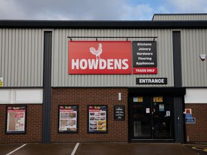 Howden Joinery has depots across the West Midlands