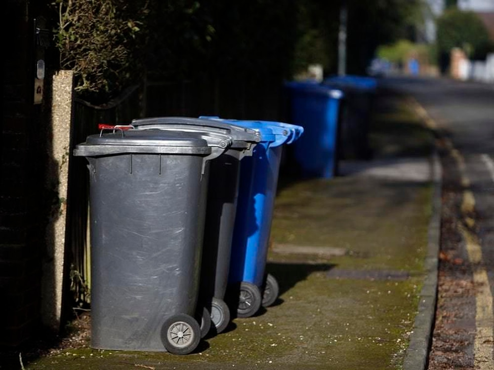 Bin collections reduced for some areas in the Midlands