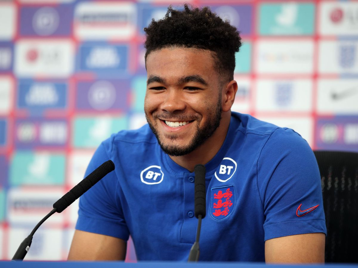 Reece James is confident England can have a big summer