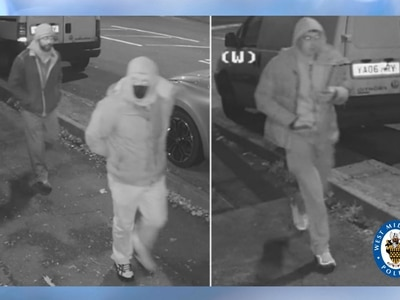 CCTV images released in appeal for motorcycle theft information