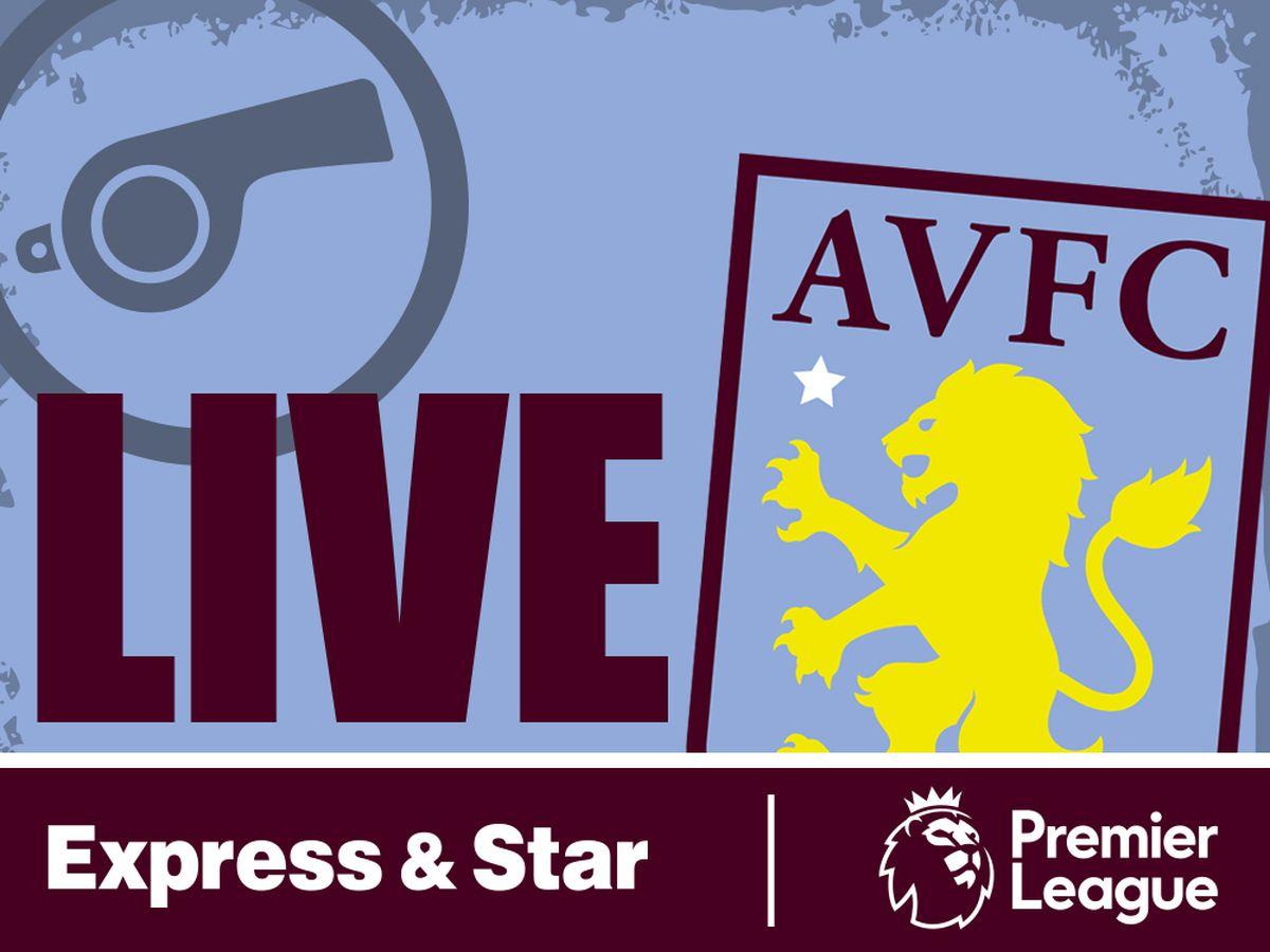 Aston Villa v Brighton - LIVE