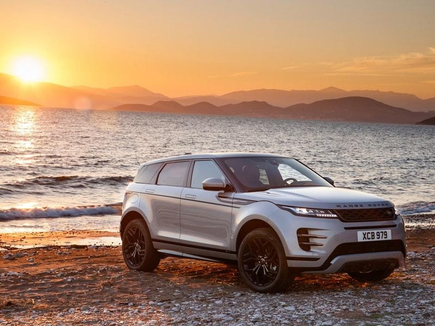First drive: The Range Rover Evoque gets almost everything right