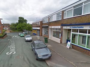 A Google Street View Image Of The Former Angling Supplies Shop In Swallow Croft Lichfield Proposed To Become A Takeaway