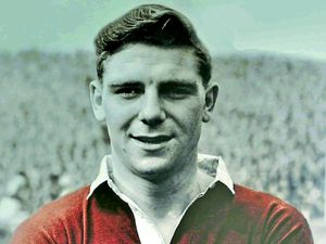 Dudley's Manchester United and England star Duncan Edwards