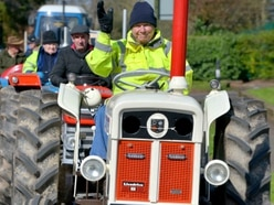 Top turnout for charity tractor run near Bridgnorth - PICTURES and VIDEO