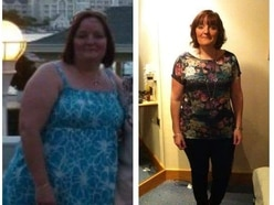 Wolverhampton Mother and son celebrate New Year with weight loss