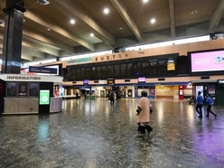 Euston station closing for three weekends