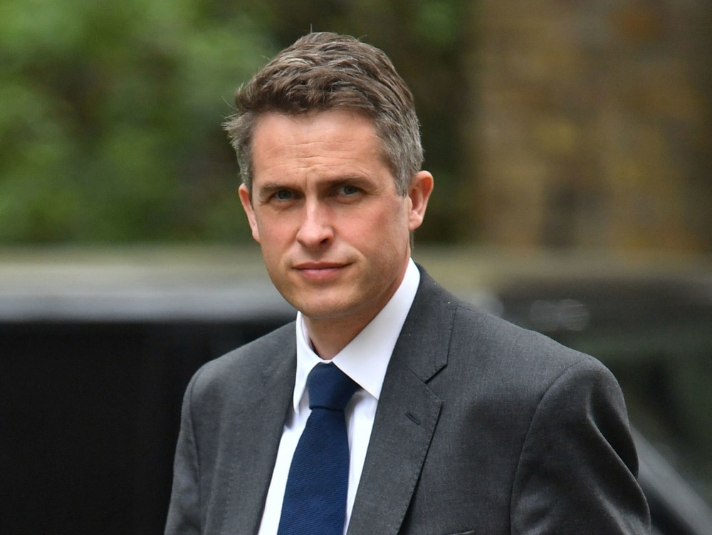 UK: Defence Secretary Gavin Williamson SACKED over National Security Council Leak