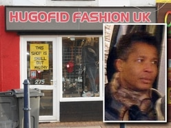 Fake Nike trainers and designer clothes found at Wolverhampton fashion shop