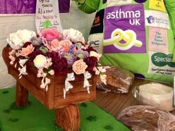 Bridgnorth's Puff's charity cake sale raises £500