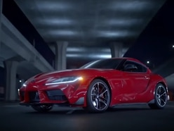 Toyota Supra reveal video leaked, showing sports car in full