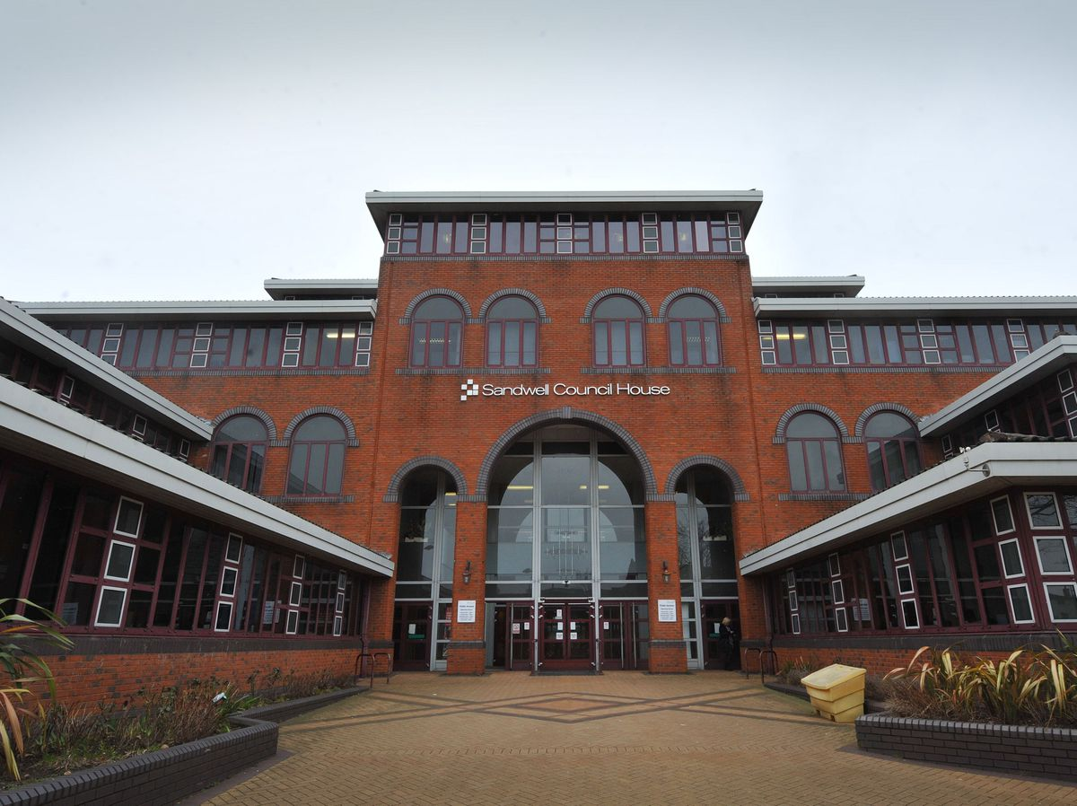 Sandwell Council is dominated by the Labour Party