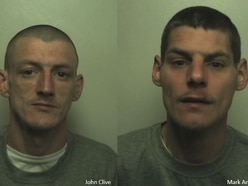 Charity shop burglars who caused 'havoc' in Stafford are jailed