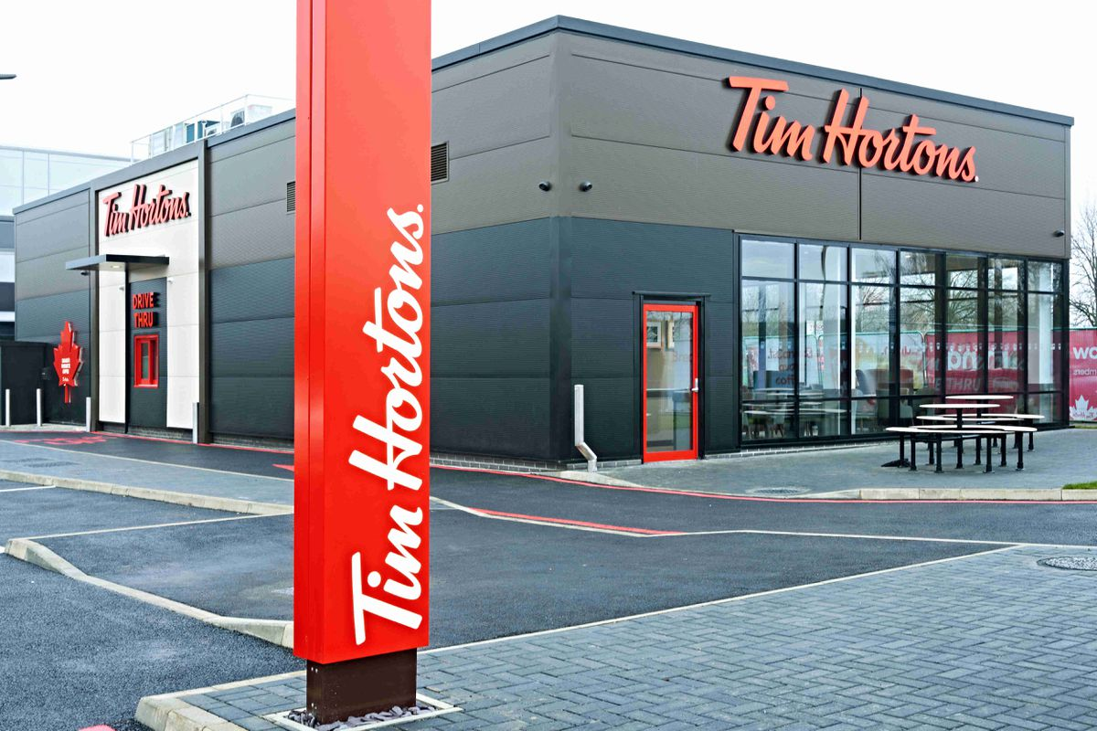 The Canadian coffee chain will be opening drive-thru restaurants at Bentley Bridge and Oldbury