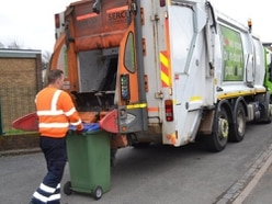 Food waste collections suspended in Sandwell