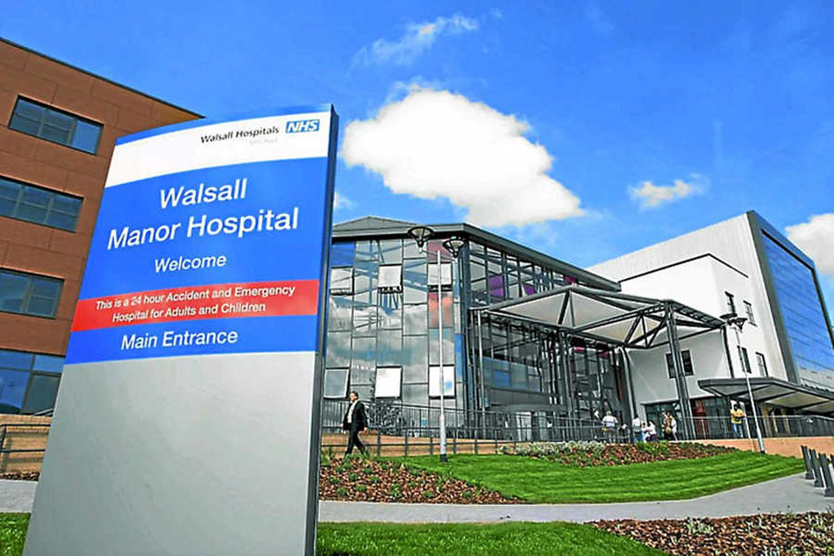 Scandal of the unborn babies kept for up to four years at Walsall Manor Hospital