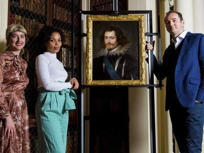 Rubens 'lost' masterpiece found in Glasgow historic house