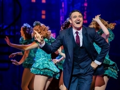 Tom Chambers talks ahead of Crazy For You at Birmingham theatre