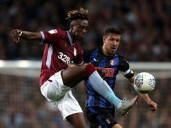 Aston Villa 2 Rotherham 0 - Report and pictures