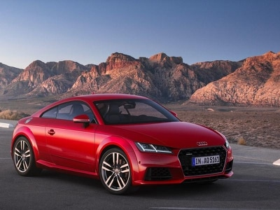 Facelifted Audi TT Coupe and Roadster revealed for 20th anniversary