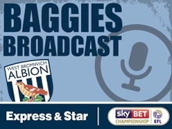 Baggies Broadcast - Season 2 Episode 11: Royal crumble at The Hawthorns