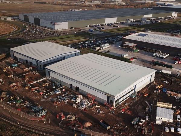Barberry reveals £295m industrial development pipeline