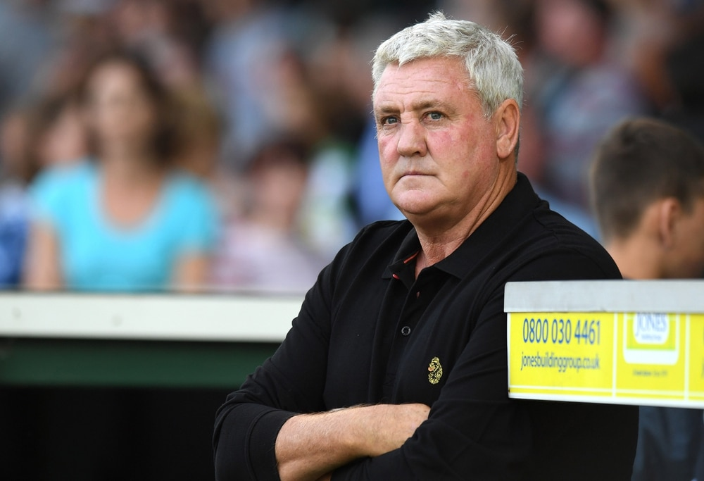 Steve Bruce sacked as Aston Villa manager day after cabbage protest