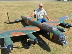 Thousands flock to RAF Cosford for annual Large Model Air Show