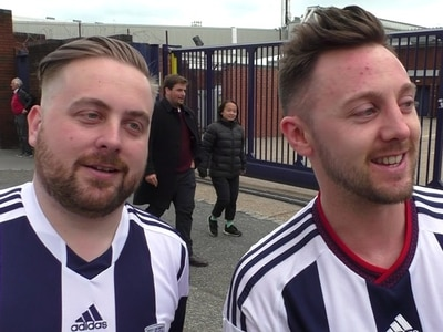 Crystal Palace 2 West Brom 0: Fans call for Dean Smith as the Baggies crumble in London - VIDEO