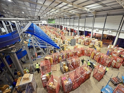 Cannock delivery firm to hire 70 workers
