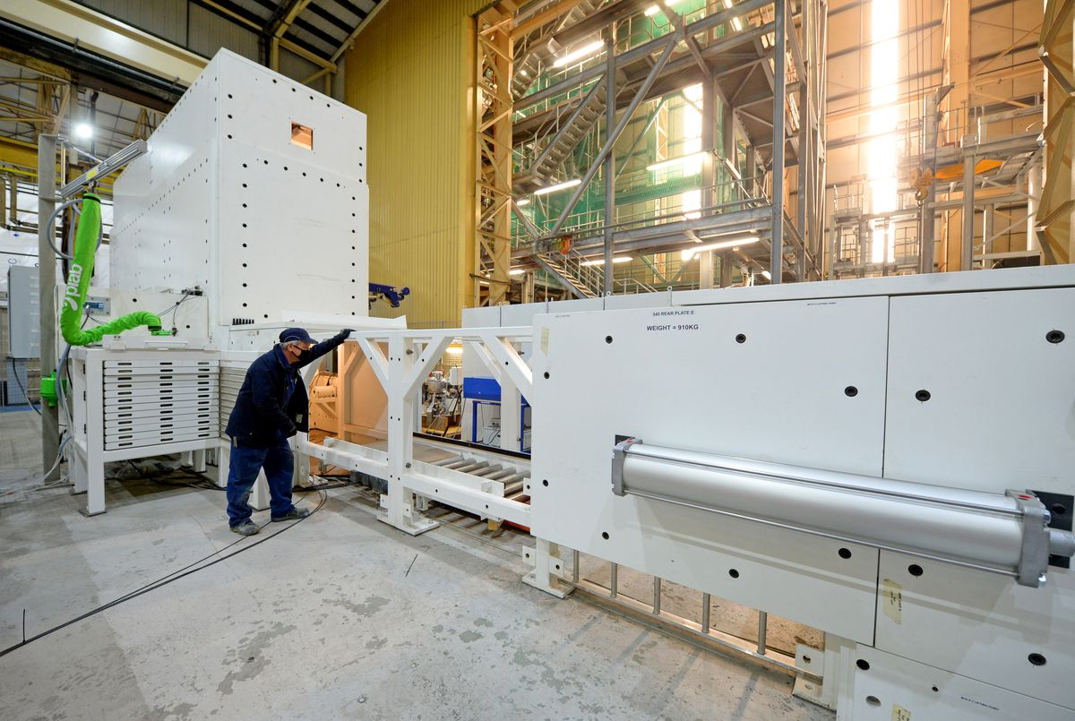 Behind the scenes at Ansaldo Nuclear