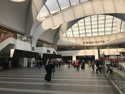 Hundreds of train fare dodgers caught out at New Street station