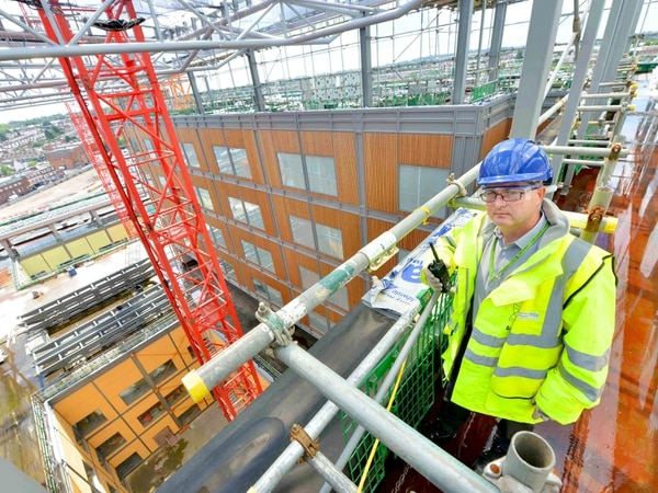 WATCH: Tour the Midland Metropolitan Hospital being finished with £300m public cash