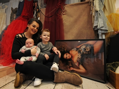 Sedgley's Natasha snaps up photography awards