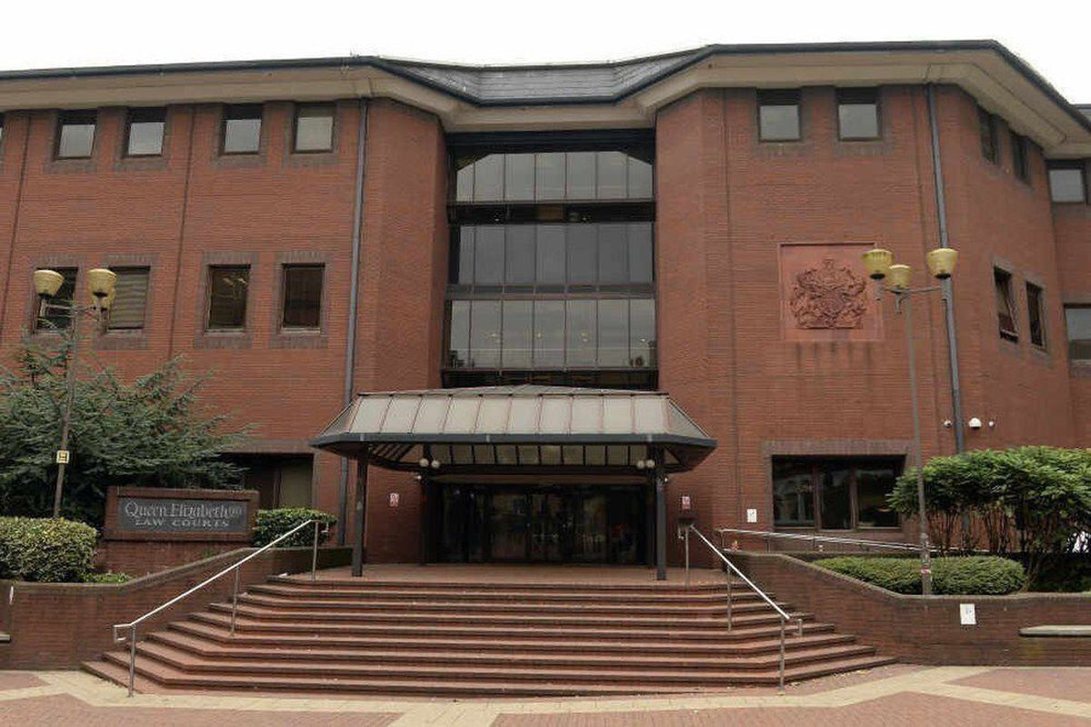 The case was heard at Birmingham Crown Court